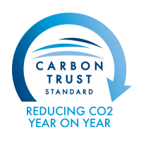 Carbon Trust Standard, Reducing CO2 Year on Year